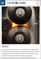 Steel - Leide Leine Application Page
