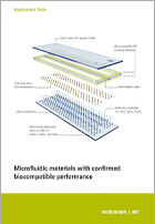 Application Note: Microfluidic Materials