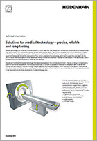 Solutions for medical technology