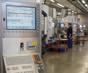 Remote machine monitoring for 5-axis machining