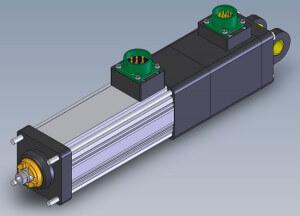 Exlar's Linear Actuator