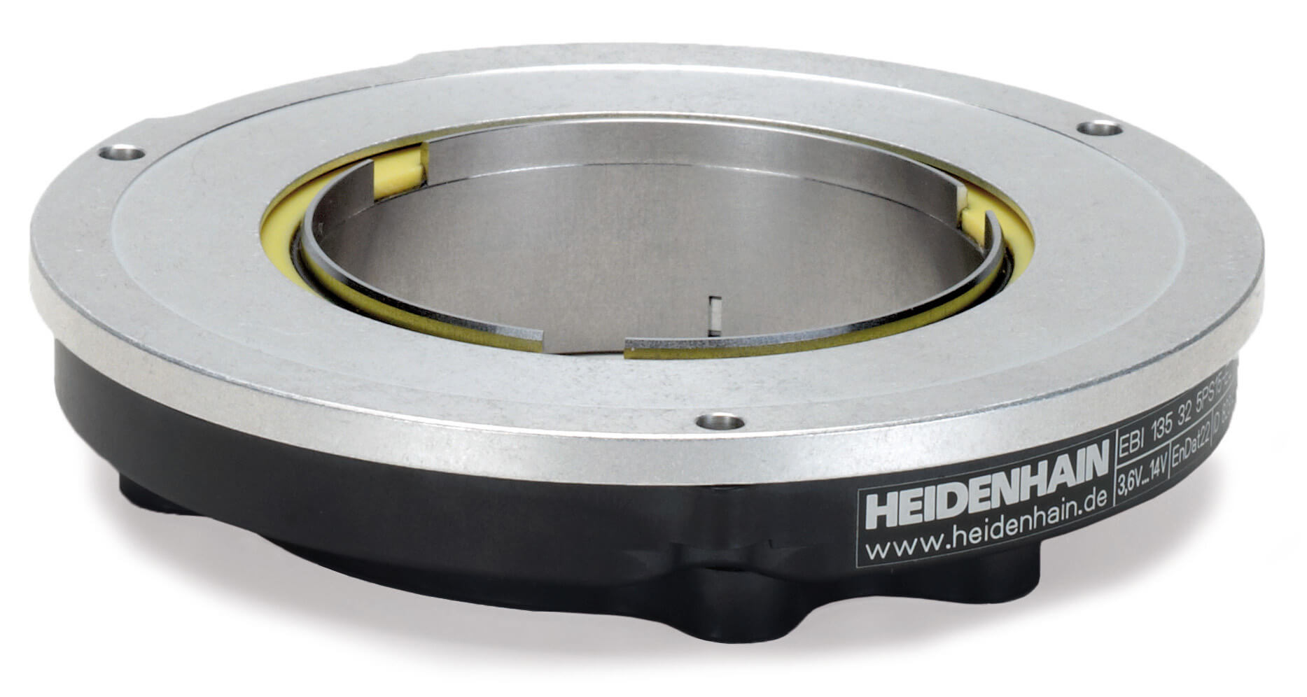 Heidenhain 39 s hollow shaft encoders provide machine safety for Hollow shaft servo motor