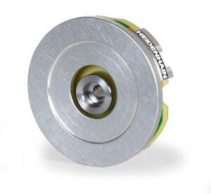 Slim-design ECI 1118 rotary encoder offers flexibility to motor design