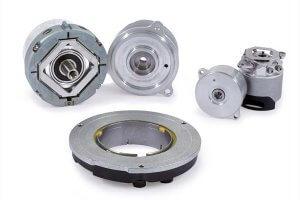 components of a servo motor