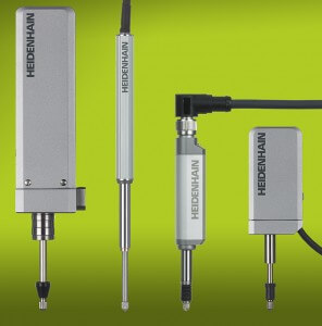 The four HEIDENHAIN length gauge product ranges: From online device monitoring and 0.1 µm accuracy to almost zero Newton gauging force