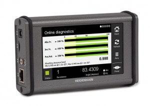 mobile encoder diagnostics tool