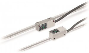 The MS 15 optical kit style linear encoder