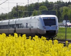 Courtesy of SJ (Swedish Railway)