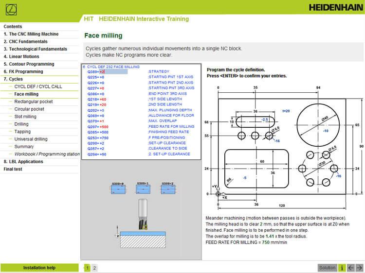 Heidenhain Interactive Training The License To Learn