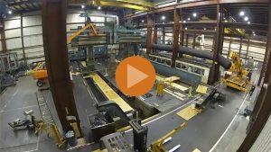 rebuild gantry mill